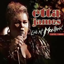 Etta James Live At Montreux 1975-1993 180g 2LP