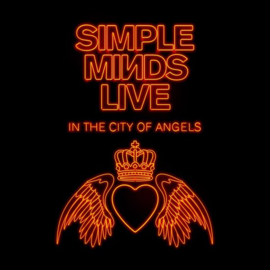 Simple Minds Live In The City - Live 4LP