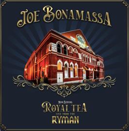 Joe Bonamassa Now Serving:Royal Tea Live From the Ryman DVD