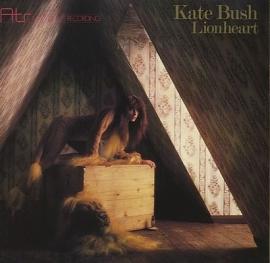 Kate Bush Remasters Lionheart LP