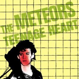 Meteors Teenage Heart  LP - Coloured Vinyl-