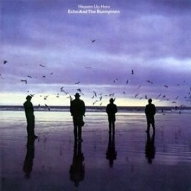 Echo & The Bunnymen Heaven Up Here -hq- LP