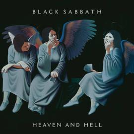 Black Sabbath Heaven & Hell LP - Picture Disc-