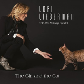 Lori Lieberman Girl And The Cat CD