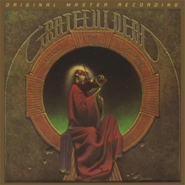 The Grateful Dead Blues For Allah Numbered Limited Edition Hybrid Stereo SACD