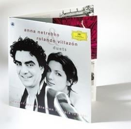 Anne Netrebko & Roland Villazon - Duets HQ 2LP