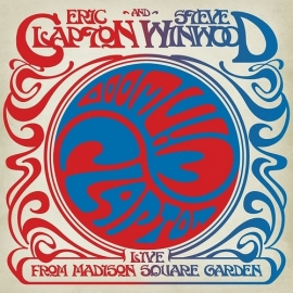 Eric Clapton & Steve Winwood - Live From Madison Square Garden 3LP