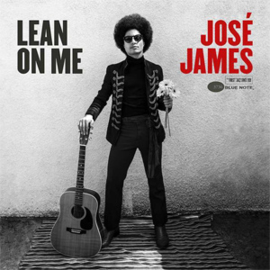 Jose James Lean On Me CD
