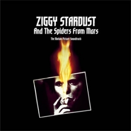 David Bowie Ziggy Stardust & The Spiders From Mars Soundtrack 180g 2LP