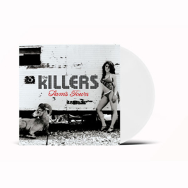 Killers Sam`s Town LP - White Vinyl-