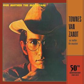 Townes Van Zandt Our Mother The Mountain LP