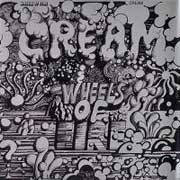 Cream Wheels on Fire HQ 2LP