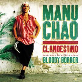 "Manu Chao Clandestino/Bloody Border - Collector Triple Vinyl + CD (180g 2LP, 10"" Blue Vinyl & CD)"