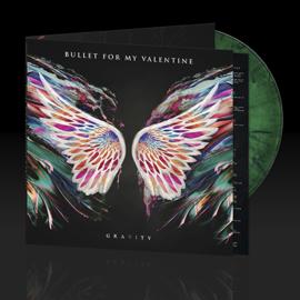 Bullit For My Valentine Gravity LP - Coloured Vinyl-