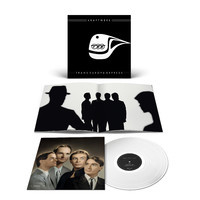 Kraftwerk Trans-Europe Express LP -Clear Vinyl-