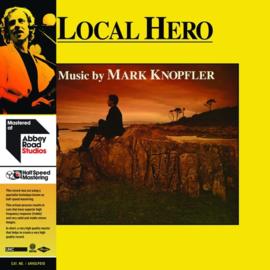 Mark Knopfler Local Hero LP - Half Speed Master-