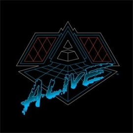 Daft Punk Alive HQ 2LP.