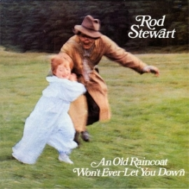 Rod Stewart An Old Raincoat Won't Ever Let You Down 180g LP
