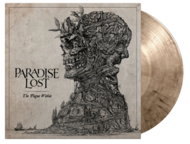 Paradise Lost Plague Within LP - Smoke Coloured Vinyl-
