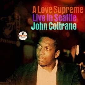 John Coltrane A Love Supreme: Live In Seattle 2LP