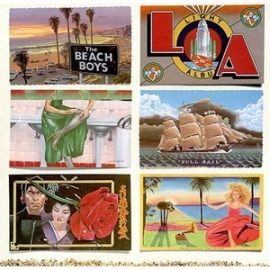 The Beach Boys L.A. (Light Album) 180g LP