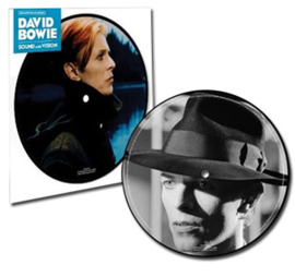 "David Bowie Sound and Vision 45rpm 7"" Vinyl (Picture Disc)"