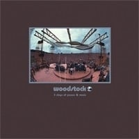 Woodstock 3 Days of Peace and Music HQ 5LP Box