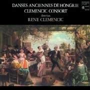 RENE CLEMENCIC DANSES ANCIENNES DE HONGRIE 180g LP