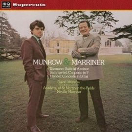 Munrow & Marriner HQ LP