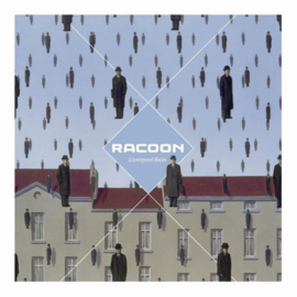 Racoon Liverpool Rain LP + CD -White Vinyl-