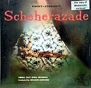 RIMSKY-KORSAKOFF SCHEHERAZADE 180g LP