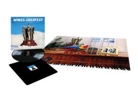 Paul McCartney & Wings Wings Greatest 180g LP