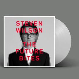 Steven Wilson The Future Bites LP - White Vinyl-