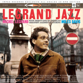 Michel Legrand Legrand Jazz 180g 45rpm 2LP