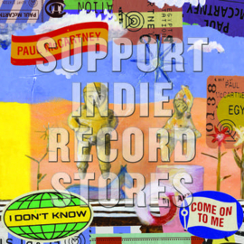 PAUL MCCARTNEY I Don't Know / Come On To Me 7