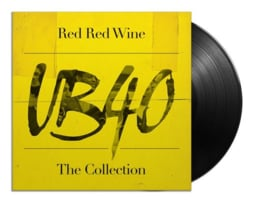 Ub 40 Red Red Wine The Collection LP