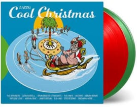 A Very Cool Christmas 2LP - Coloured Vinyl-