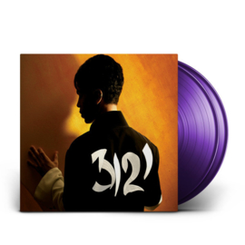 Prince 3121 2LP - Purple Vinyl-