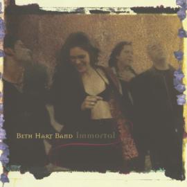 Beth Hart Immortal LP - Blue Vinyl-