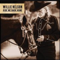 Willie Nelson Ride Me Back Home LP