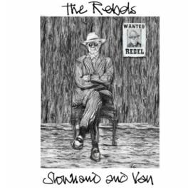 """Slowhand & Van The Rebels 12"""" Vinyl Single"""