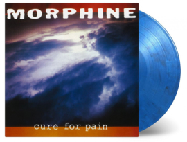 Morphine Cure For Pain  LP -Blue Marbled Vinyl-
