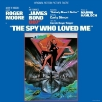 James Bond The Spy Who Loved Me  LP(ost)