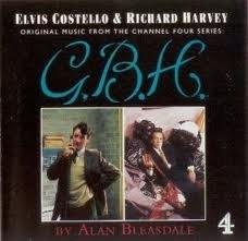 Elvis Costello & Richard Harvey - Gbh Soundtrack LP