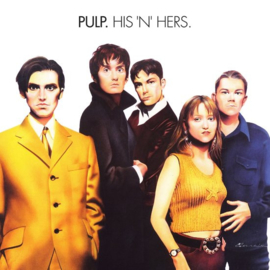 Pulp - His `Hers 2LP - 25th Anniversay-