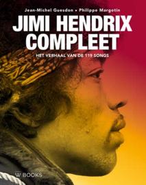 Jimi Hendrix Compleet Boek