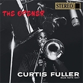 Curtis Fuller - The Opener LP -Blue Note 75 Years-