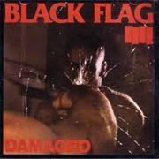 Black Flag Damaged LP