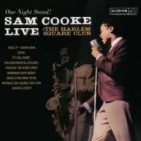 Sam Cooke Live At The Harlem LP