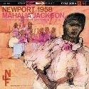 Mahalia Jackson - Newport 1958 LP.